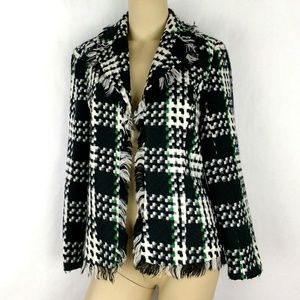 RUSSELL KEMP NEW YORK career Blazer jacket size 6